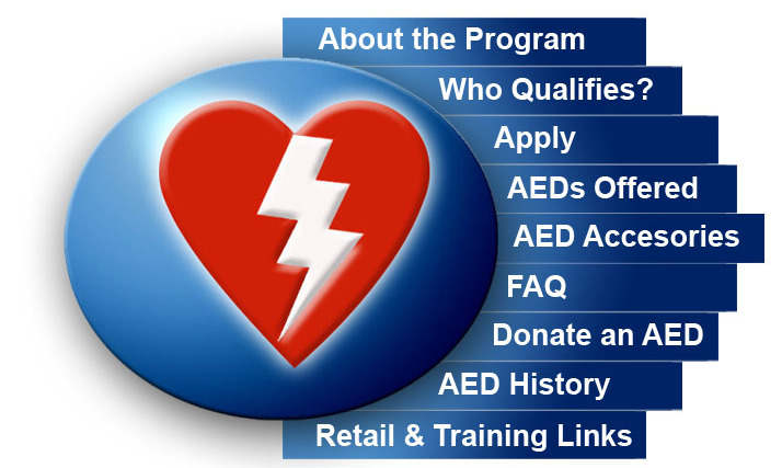 Defibrillator - AED Grants for business, Groups and Individuals!
