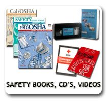 Image of safety training materials