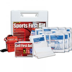 Image of Sports First Aid