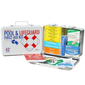 Image of Swimming Pool & Lifeguard First Aid Kit