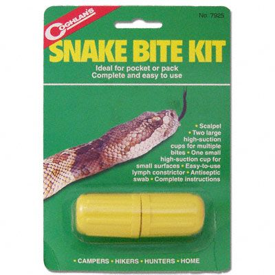 Always be protected from snakes in the outdoors.  Great for taking on short hikes, camping, or anytime you are in the wilderness. CLICK IMAGE TO LEARN MORE OR PURCHASE!