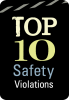 Top 10 Safety Violations