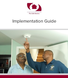 Download the FREE Fire Safe Seniors Program