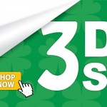 Don't miss this... 3 Days ONLY - 17% off Site-Wide!