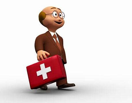 first aid dude