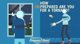 Tornado un-prepared