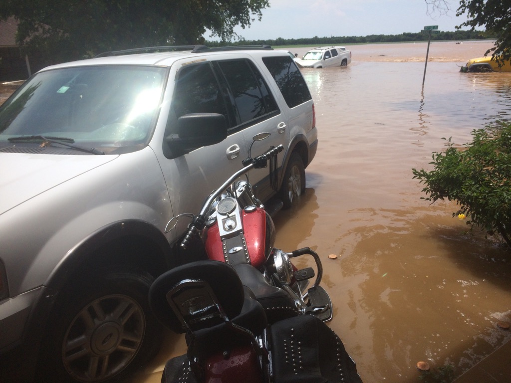 Image uploaded via FEMA Disaster Reporter of Lawton, OK flooding in June