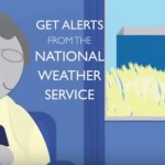 Get Alerts from the National Weather Service