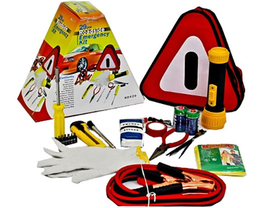 Auto Survival & Roadside Emergency Supplies and Kits