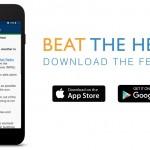 Beat The Heat with the FEMA App