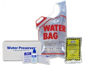 Emergency Food & Water First Aid Store offers the Best Disaster Preparedness Survival Food & Water rations, from our 1200, 2400 and 3600 Calorie Mayday Food Bars, to Water Barrels and Siphon Pumps, 5 year shelf life Water in pouches and AquaBlox. We offer Heater Meals and Potable Aqua germicidal tablets - everything you need for nourishment and hydration in extreme circumstances.