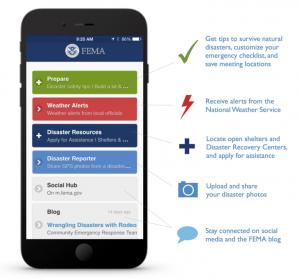 FEMA-App