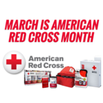 American Red Cross Month 2020