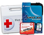 Business first aid, consumer first aid, first aid stations, and much more!