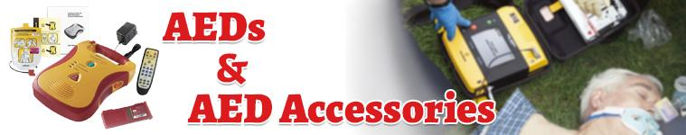 AEDs & AED Accessories