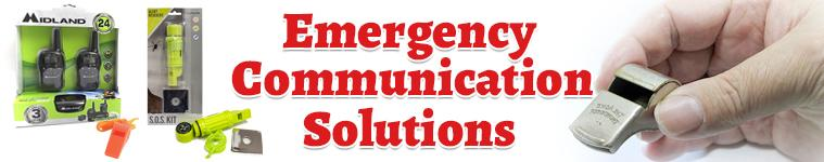 Emergency Communication Solutions