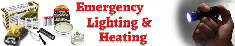 Emergency Lighting & Heating