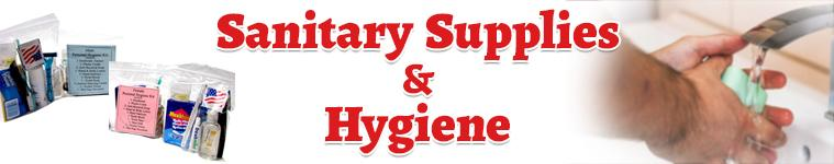 Sanitary Supplies & Hygiene