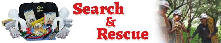 Search & Rescue Equipment