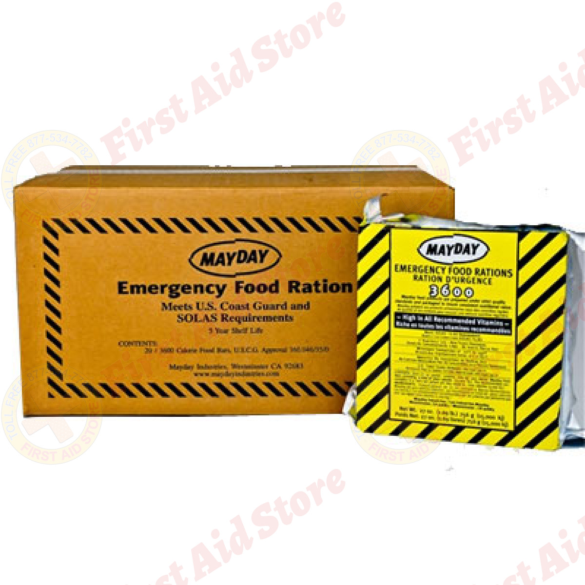 first aid store disaster survival preparation