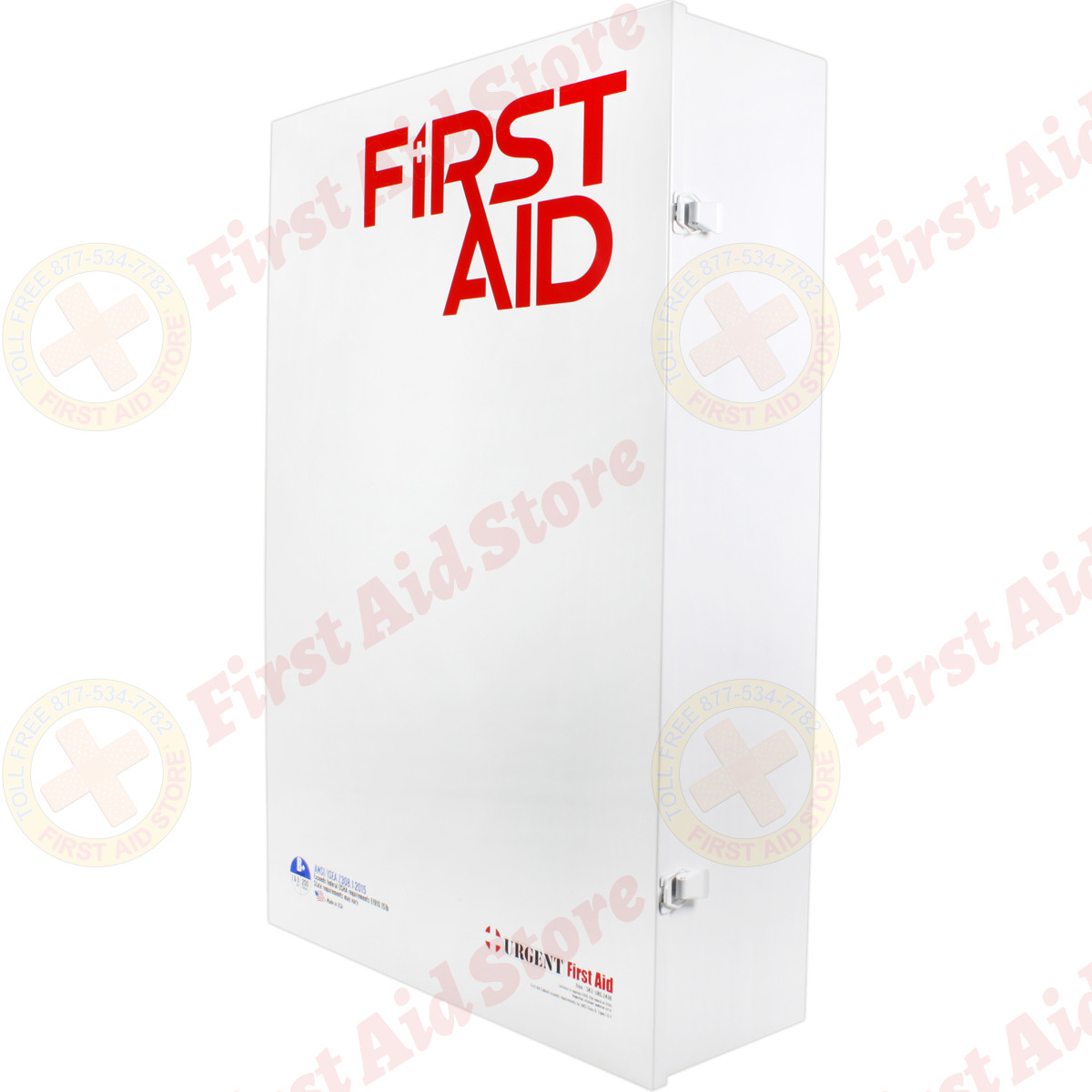 First Aid Store The Urgent First Aid 5 Shelf Industrial