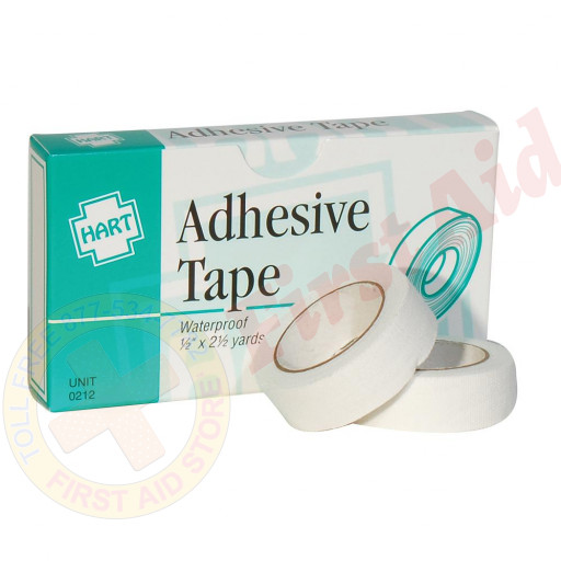 "The Adhesive Tape ½"" x 2.5 yd, 2 rolls per box"