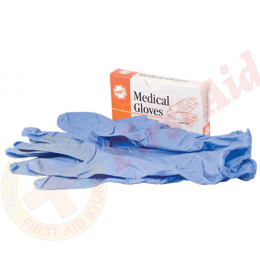 The Nitrile Exam Gloves, 2 pairs per box