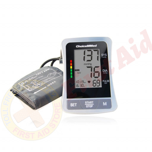 The ChoiceMMed BP11 Arm Type Blood Pressure Monitor