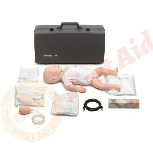 The Laerdal® Resusci Baby First Aid
