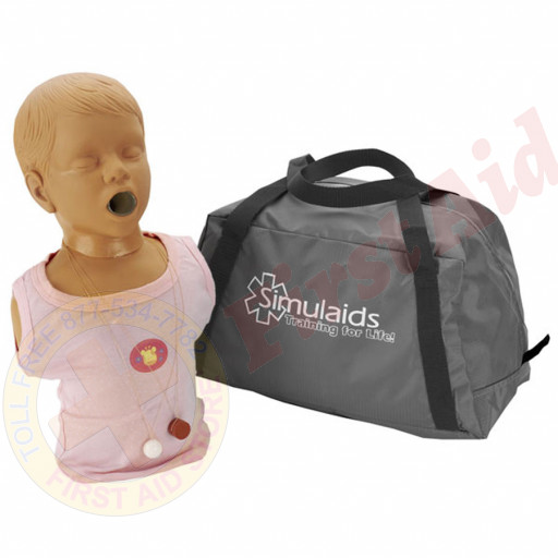 The Simulaids Child Choking Mannequin
