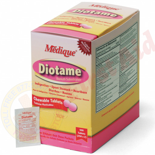 The Medique Diotame, 500/box