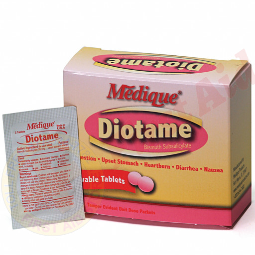 The Medique Diotame, 24/box