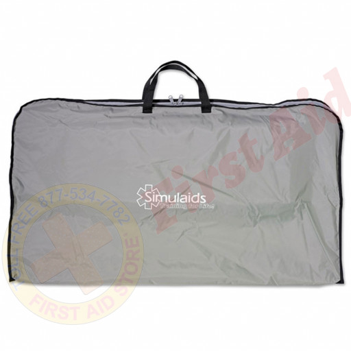 The Simulaids Simulaids Soft Carry Bag with Kneeling Pads
