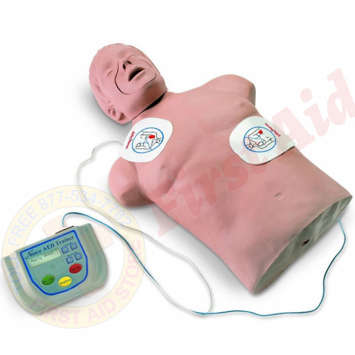 The Simulaids Life/form®  Trainer Package with CPR Brad