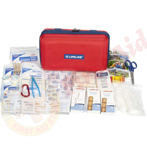 The Lifeline First Aid® Deluxe First Aid Kit / First Aid Bag