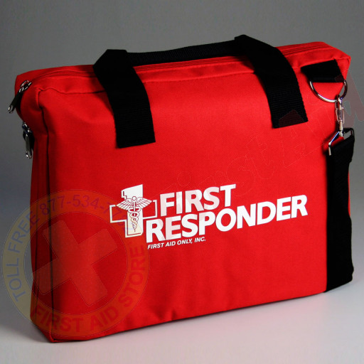The First Aid Only® First Responder Bag, Medium