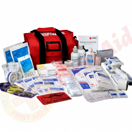 The First Aid Only® First Responder Kit, Large