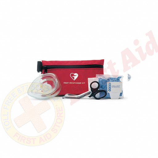 The Phlips Brand HeartStart Fast Response AED Kit