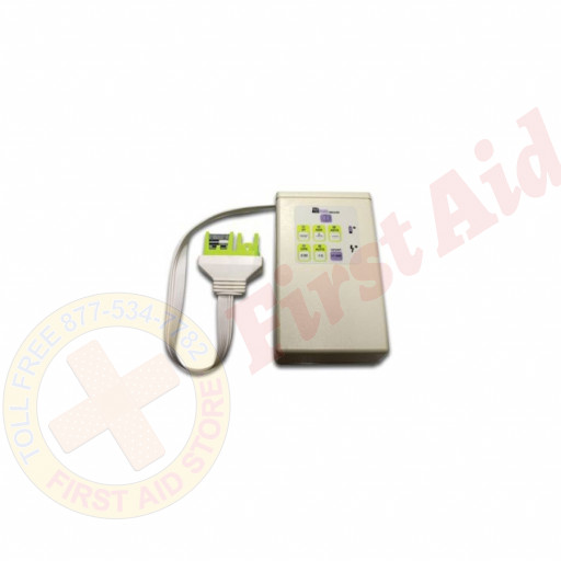 The Zoll® Brand Defibrillator Analyzer Adapter Cable - AED Plus