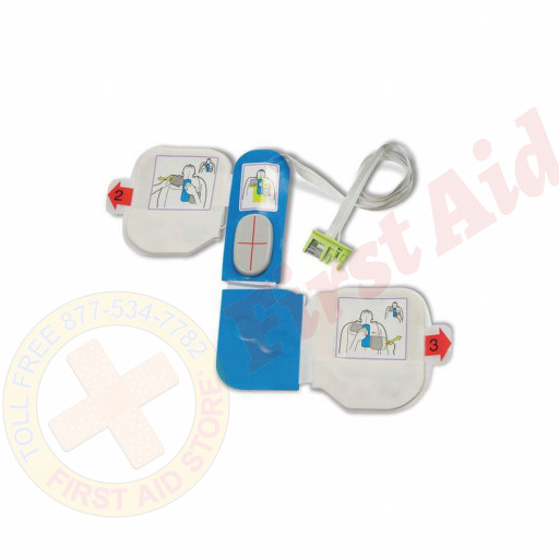The Zoll® Brand CPR-D Padz, Electrodes