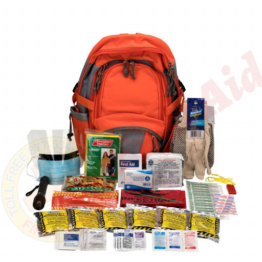 The Emergency Preparedness 3 Day Backpack