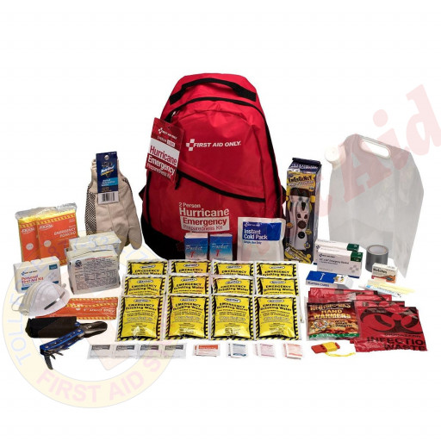 The 2 Person Emergency Preparedness Hurricane Backpack