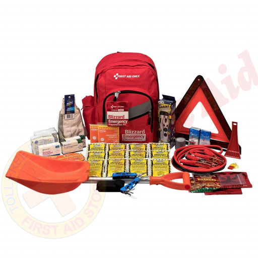 The 2 Person Emergency Preparedness Blizzard Backpack