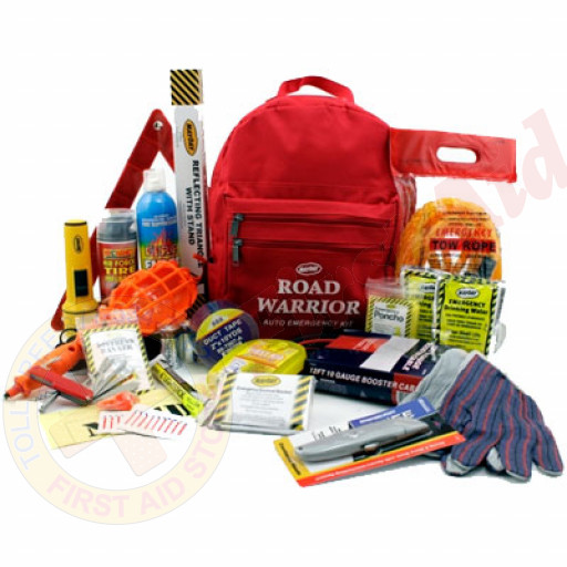 The Mayday Brand Urban Road Warrior Emergency Kit - 21 Pieces