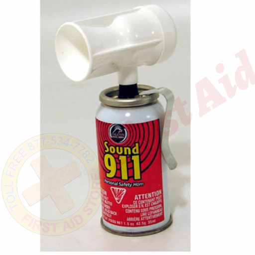The Emergency Air Horn - Pocket Size
