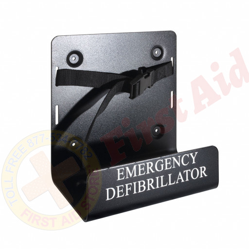 The Defibtech Wall Mount Bracket