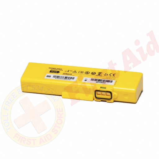 The Defibtech Standard Battery Pack (Replacement)