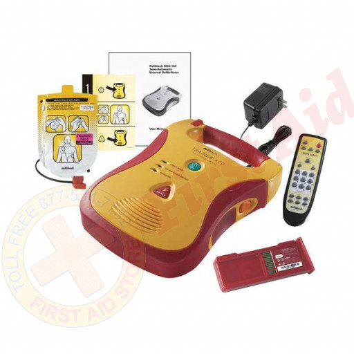 The Defibtech Complete Defibtech AED Trainer Package - Best Package