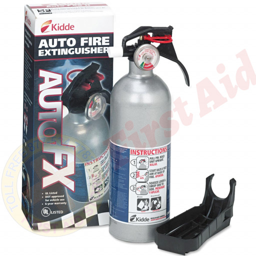 The MayDay Industries Emergency Gear Fire Extinguisher - 2.5 lbs