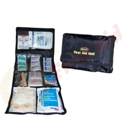 The MayDay Brand Mini S.T.A.R.T. Medical First Aid Kit (130 Piece)